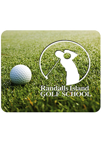 Full Color Rectangle Golf Mouse Pads | MPD06