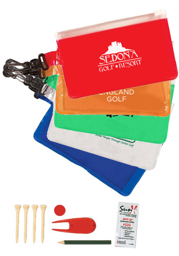 Clip n Go Golf Kits | AK06105