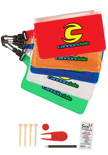 Full Color Golf Kits | AK8006105