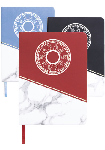 Good Value Classic Marble Journals |X30243