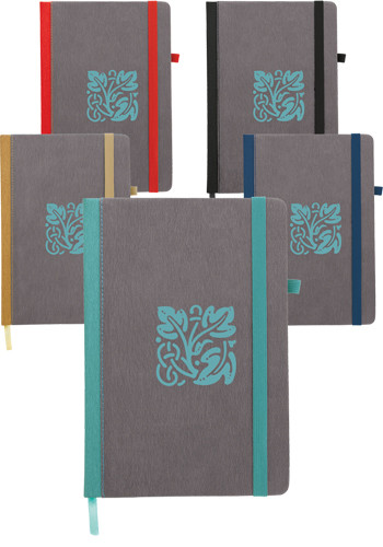 Good Value Color Spine Journals |X30240