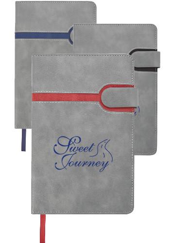 Good Value Outline Magnetic Journals |X30242