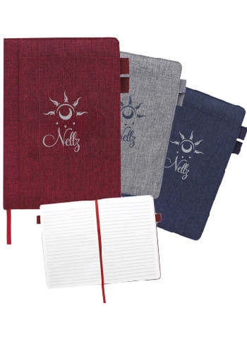 Good Value Two-Pocket Journals |X30252