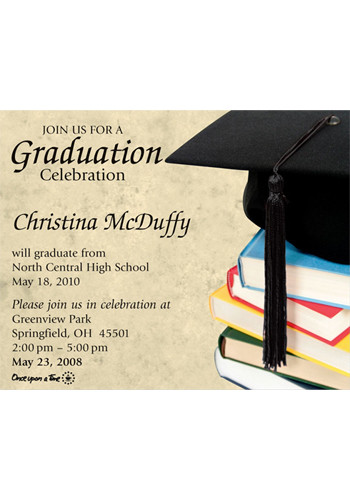 Graduation Cap Save the Date Magnets | MGS217LL