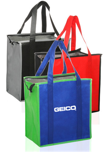 Grande Insulated Tote Bags