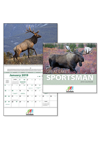 Great Lakes Sportsman Triumph Calendars | X11330