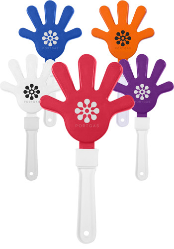 Custom Plastic Hand Clappers