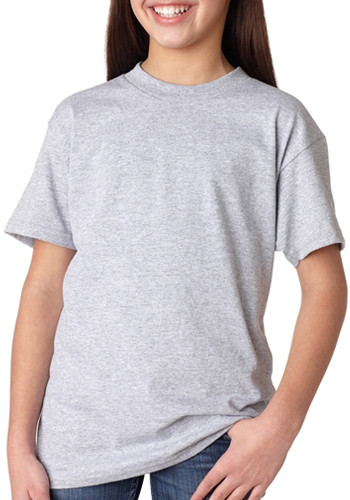 Hanes Heavyweight Comfort Soft Youth T-shirts | 5480