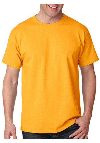 Printed hanes tagless t shirts 5250 discountmugs for Hanes comfortsoft tagless t shirt review