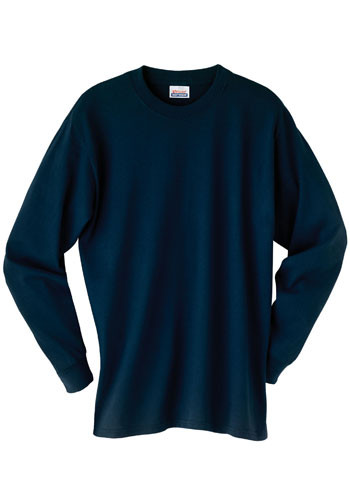 Hanes Comfortsoft Cotton Long Sleeve T Shirt