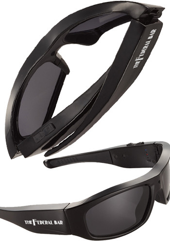 Camera Plastic Sunglasses