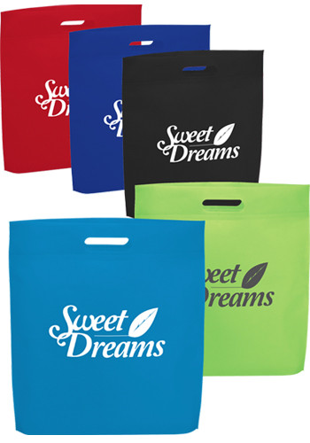 Heat Sealed Non-Woven Totes | LE215064