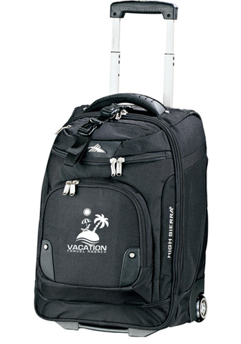 High Sierra 21 in. Wheeled Carry-On Bags w/Compu-Sleeve | LE805032