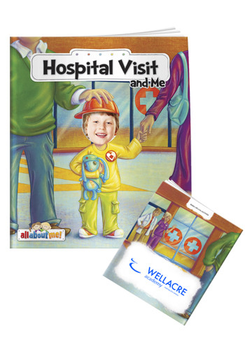 Hospital Visit and Me Childrens Booklets | X11131