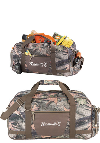 Hunt Valley Camo 22 in. Duffle Bags | LE004540