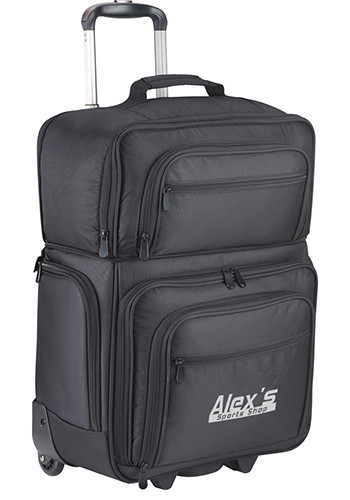 Hybrid Underseat Carry On Upright Luggages | LE840045