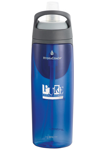22 oz. Hydracoach Plastic Water Bottles | LE162180