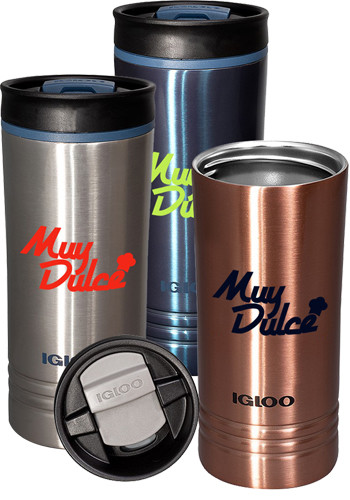 Wholesale Igloo 16 Oz. Isabel Vacuum Travel Tumblers