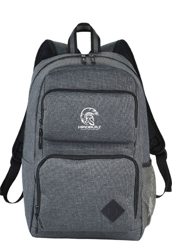 Graphite Deluxe Laptop Backpacks | LE345034