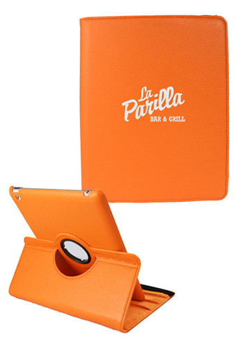 Orange iPad 360 Faux Cases | NOI60I360OR