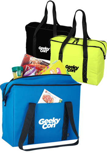 KOOZIE Large Grocery Tote Koolers | X30001