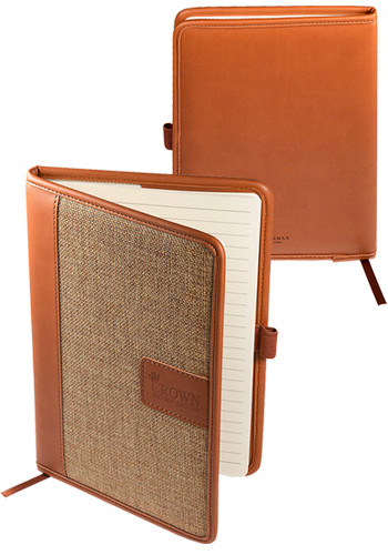 Sierra Leather Accent Journals | PLLG9342