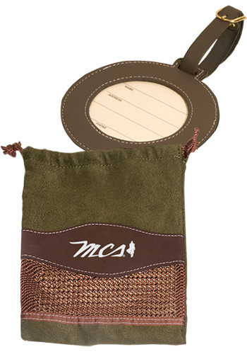 Woodbury Golf Pouch and Tag Sets | PLLG9049