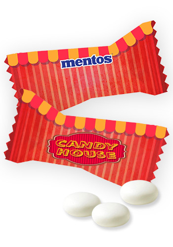 Individually Wrapped Mentos Mints | ADMIWMENTOMINTS