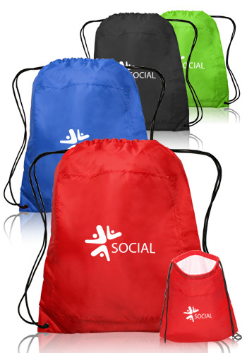 Insulated drawstring Backpacks