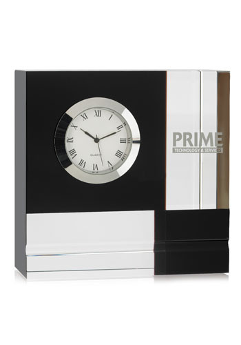 Bulk Jaffa Color Block Clocks