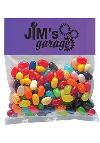 Jelly Bellys in Small Header Pack | MGBH2JB