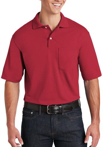 Jerzees Spot Shield Jersey Knit Sport Shirts   436MP