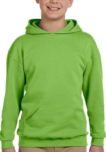 Jerzees Youth 8oz. NuBlend Fleece Pullover Hoods | 996Y