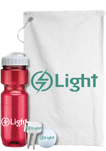 Jogger Bottle Golf Gift Set | CPS0699