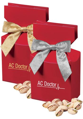 Jumbo California Pistachios in Red Gift Box | MRRPD141