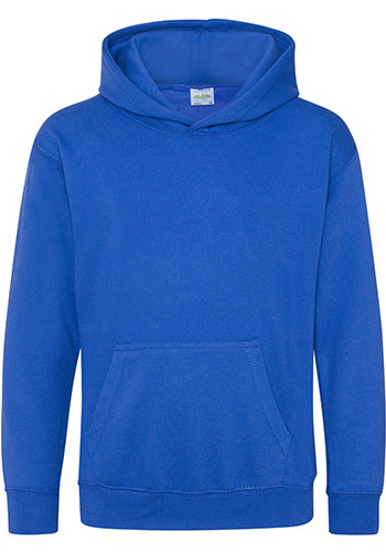 JustHoods Midweight College Hooded Sweatshirts | JHY001