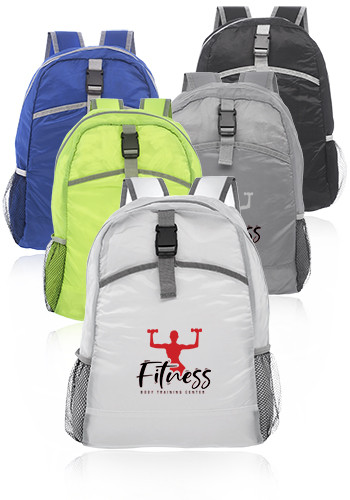 Custom Killian Lightweight Foldable Backpacks
