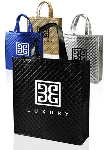 Laminated Non-Woven Tote Bags