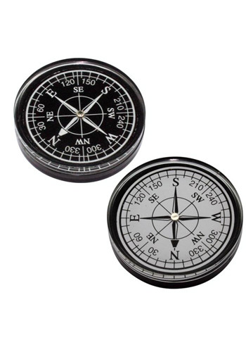 Large Metal Compass | AL24352