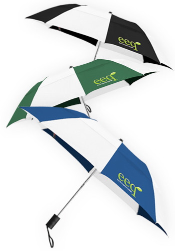 42-in. Vented Windproof Umbrellas | LE205024