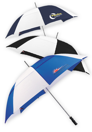 60-in. Vented Golf Umbrellas | LE205028