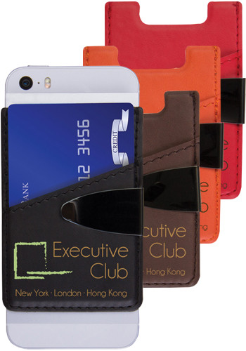 Leatherette Cell Phone Pockets | IL6209