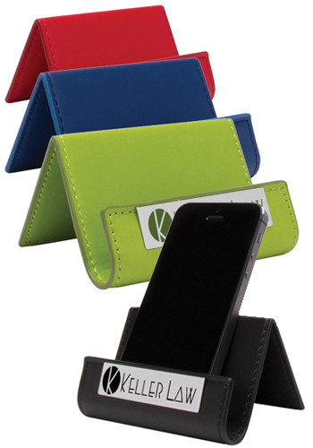 Leatherette Cell Phone Stands | IL6234
