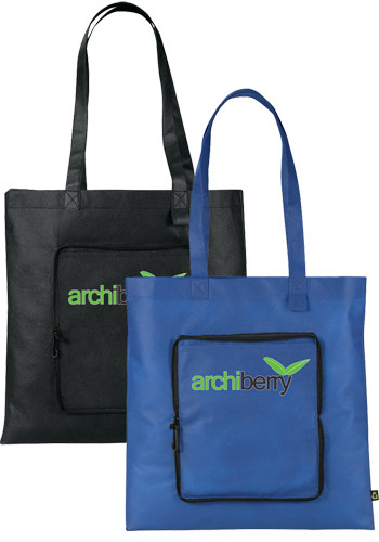 PolyPro Non-Woven Foldable Tote Bags | LE215040