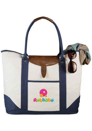 Promotional Legacy Cotton Boat Tote Bags