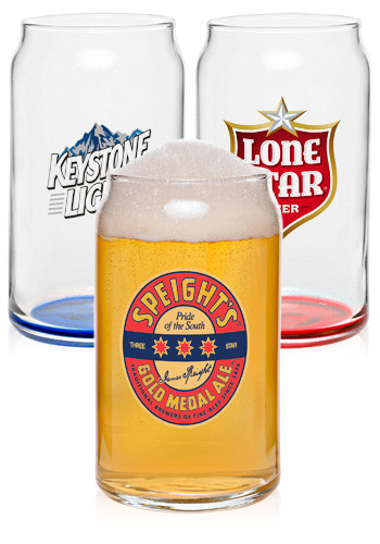 Personalized 16 Oz Libbey Beer Glasses