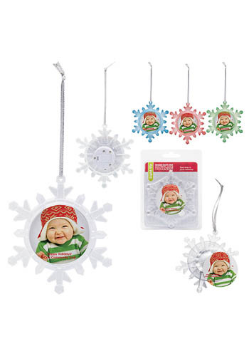 Light Up Sflake Ornaments | IL1776