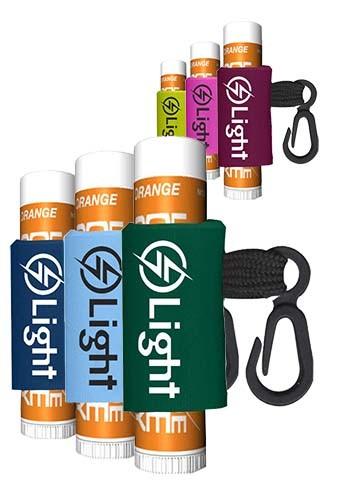 lip rageous orange lip balms with leash lb255 - Custom Lip Balm