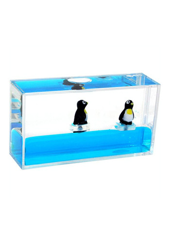 Penguin Liquid Paperweights | AL20116
