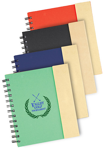 Lock-It Spiral Notebooks | SM3647